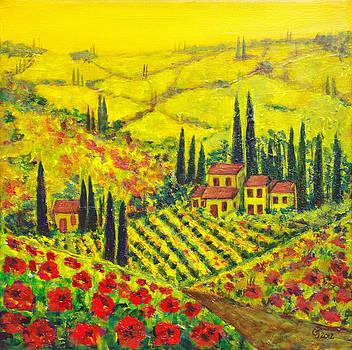 Backyard Wine by Catherine Jeffrey