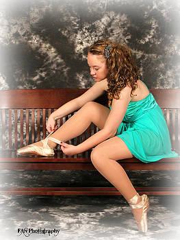 Ballerina by Freda Nichols