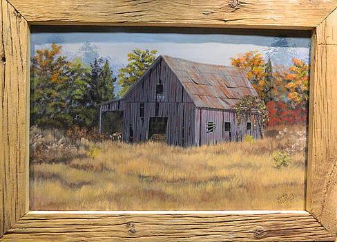 Barn Find by Greg Neubert