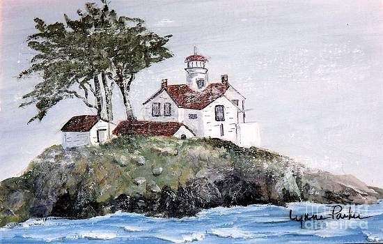 Battery Point Lighthouse  by Lynne Parker