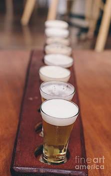 Beer Tasting by Gillian Vann