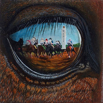 Birds Eye View by Sherryl Lapping