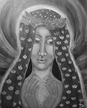 Black Madonna by Wendy Hassel
