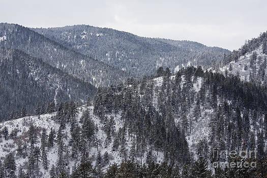 Steve Krull - Blizzard on Pikes Peak