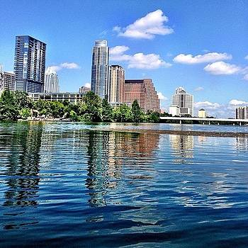 Blue On Blue by Things To Do In Austin Texas