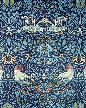 William Morris - Blue Tapestry