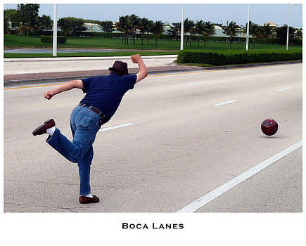 Boca Lanes by Lorenzo Laiken