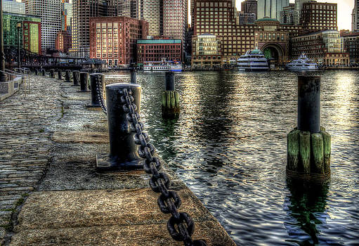 Ludmila Nayvelt - Boston Harbor