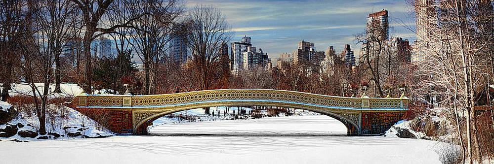 Chris Lord - Bow Bridge Panorama