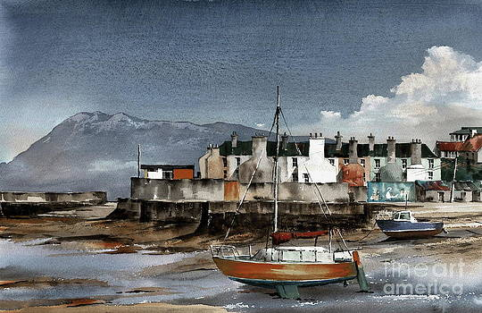 Val Byrne - Bray Harbour Boats Wicklow