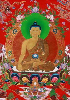 Buddha Art by Ts