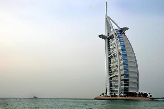 Burj Al Arab by Farah Faizal