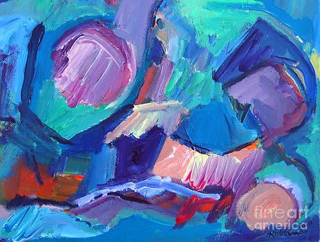Burst of Color by Marlene Robbins