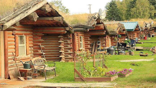 Marv Russell - Cabins in Alaska