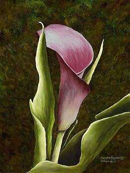Calla Lily by Mary Ann King