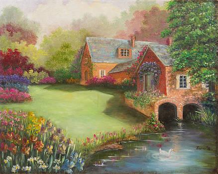Canal Farm by Jeanene Stein