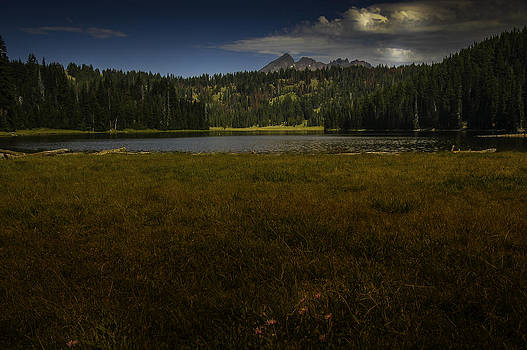 Cascade Lakes by Jean-Jacques Thebault