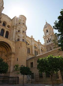 Catedral Malaga by Olaf Christian