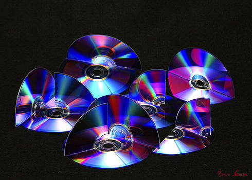 CD Cuts by Rein Nomm