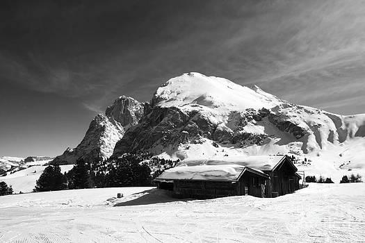 Chalet's Mountain by Pier Giorgio Mariani
