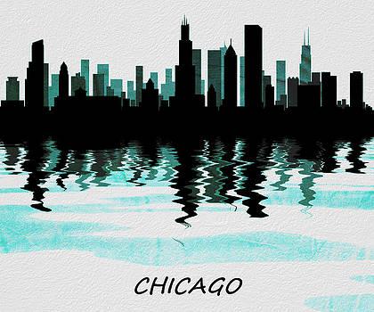David Pringle - Chicago Skyline