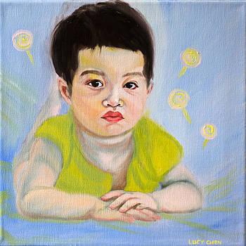 Lucy Chen - Chloe 3
