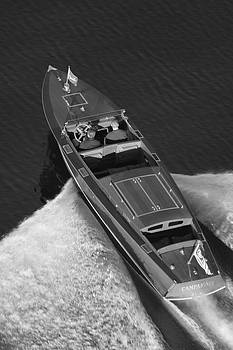 Steven Lapkin - chris craft aerial