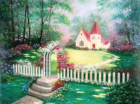 Church in the Wilderness by Jeanene Stein