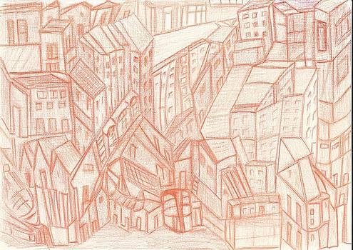 Cidade 9 by Marina De Bonis