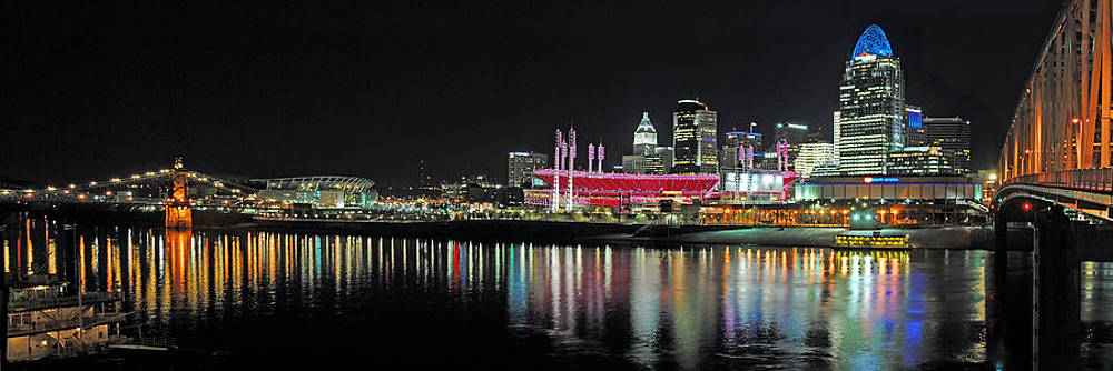 Jeff Brunton - Cincinnati Skyline 3
