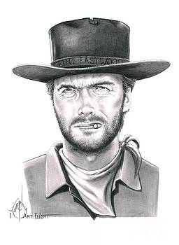 Clint Eastwood by Murphy Elliott