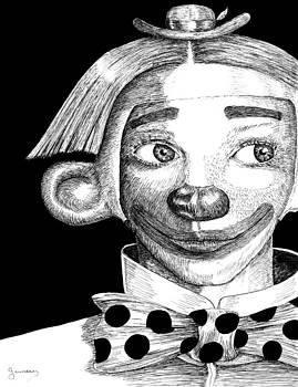 Clown of Joy by Carl Genovese