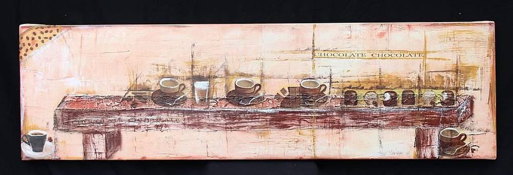 Coffee Time by Alexandra Mariani
