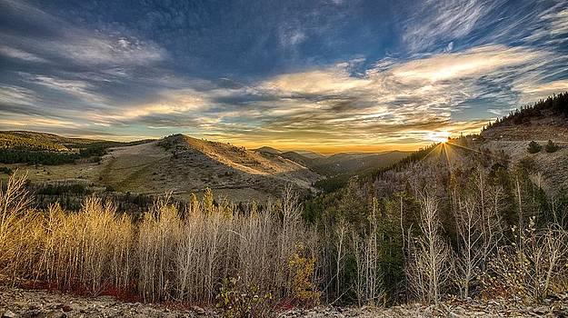 Colorado Sunrise by Garett Gabriel