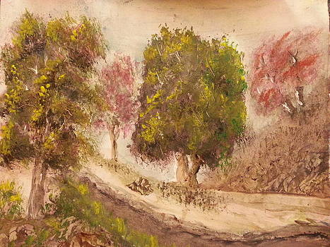 Country Road by Kam Abdul