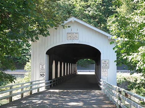 Marv Russell - Covered Bridge
