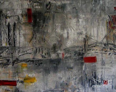 Crossing bridges by Pamela Canzano