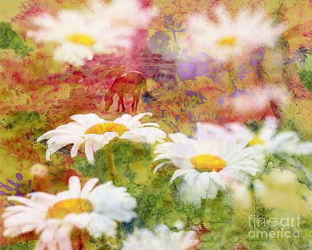 Daisy Grazing by Debra Pruskowski