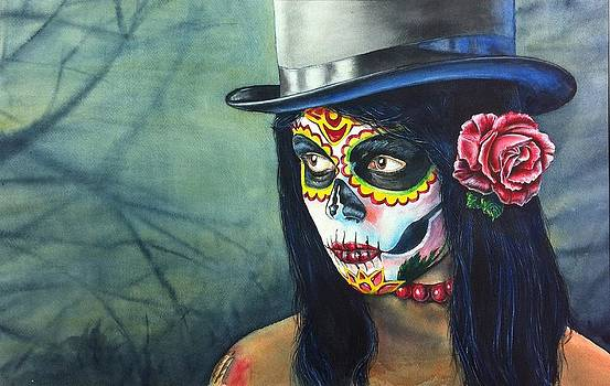 Day of the Dead Girl by Don Whitson