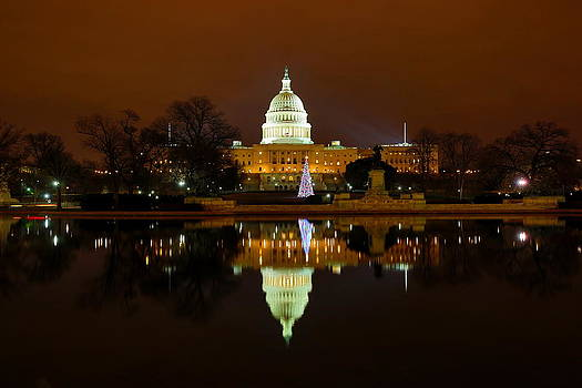 DC at Dawn by Scott Fracasso