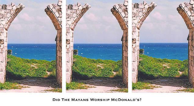 Did the Mayans Worship McDonald's? by Lorenzo Laiken