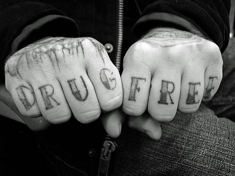 Drug Free.. by Urban Shooters