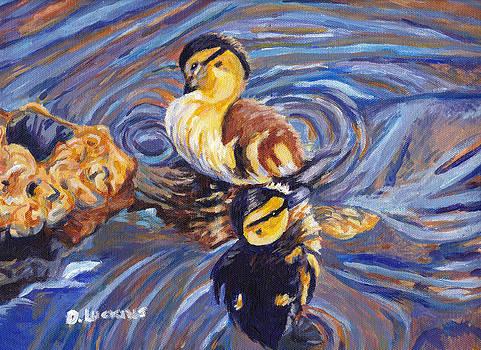 2 Duckling Souls by Darlene Luckins