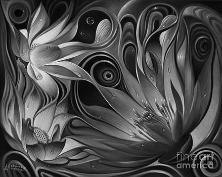 Ricardo Chavez-Mendez - Dynamic Floral Fantasy