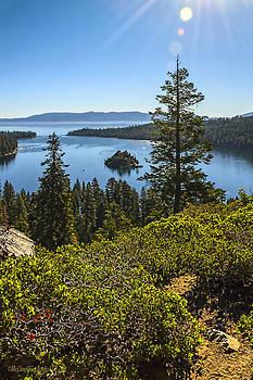 LeeAnn McLaneGoetz McLaneGoetzStudioLLCcom - Eagle Falls  Emerald Bay Lake Tahoe California