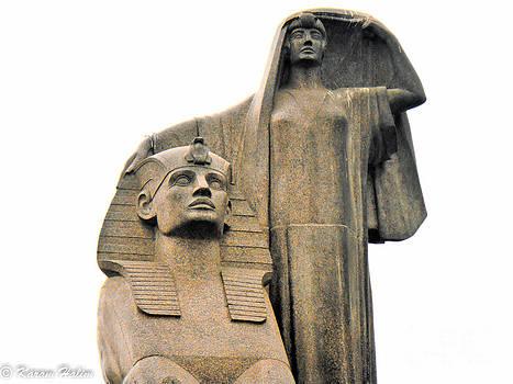 Egypt's renaissance by Karam Halim