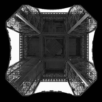 Eiffel Tower - Paris by Cedric Darrigrand