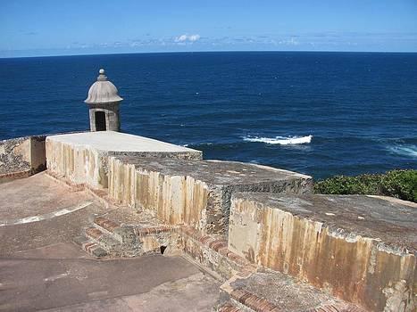 El Morro Puerto Rico by Daisy Morales