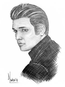 Elvis by Dave Lawson