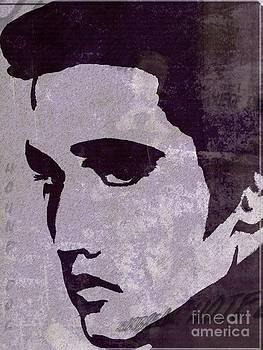 Elvis  by Jessie Art